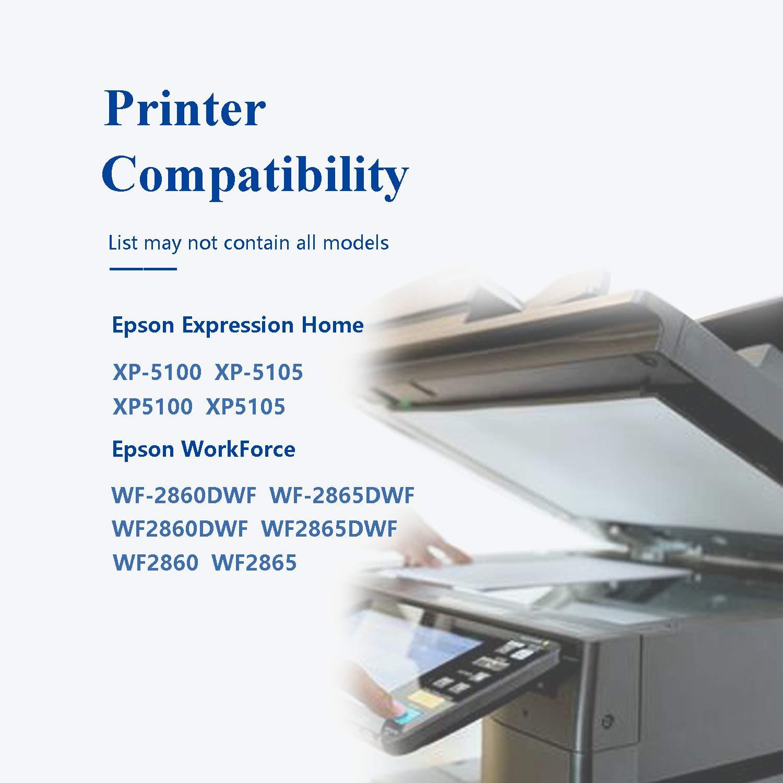 Sustituye a Epson 502XL Cartuchos de Tinta para Epson 502 XL ...