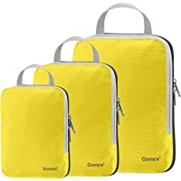 Gonex - 3 Packs Organizador Maleta Bolsas Portátiles