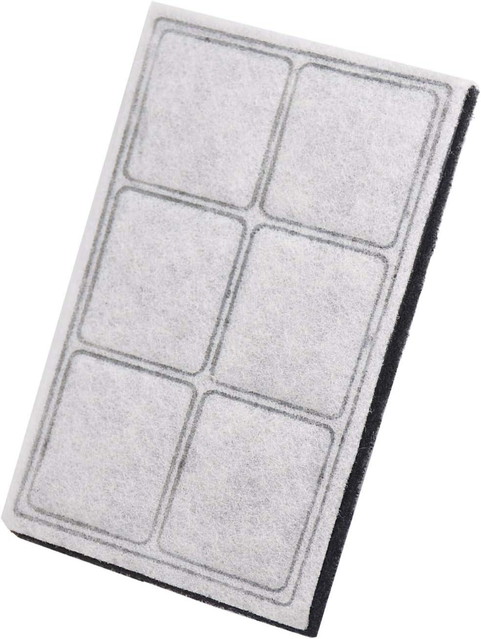 Honorall Compatible con filtros de Fuente de Agua Drinkwell Platinum Cat 12 filtros de Repuesto