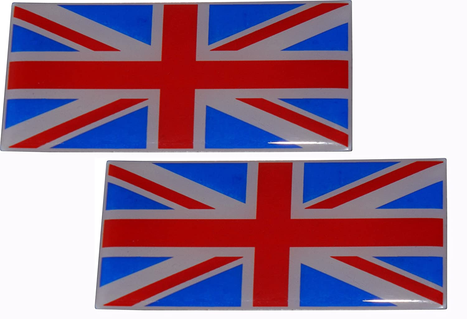 amazon com 2 x british flag royal uk english england mod union