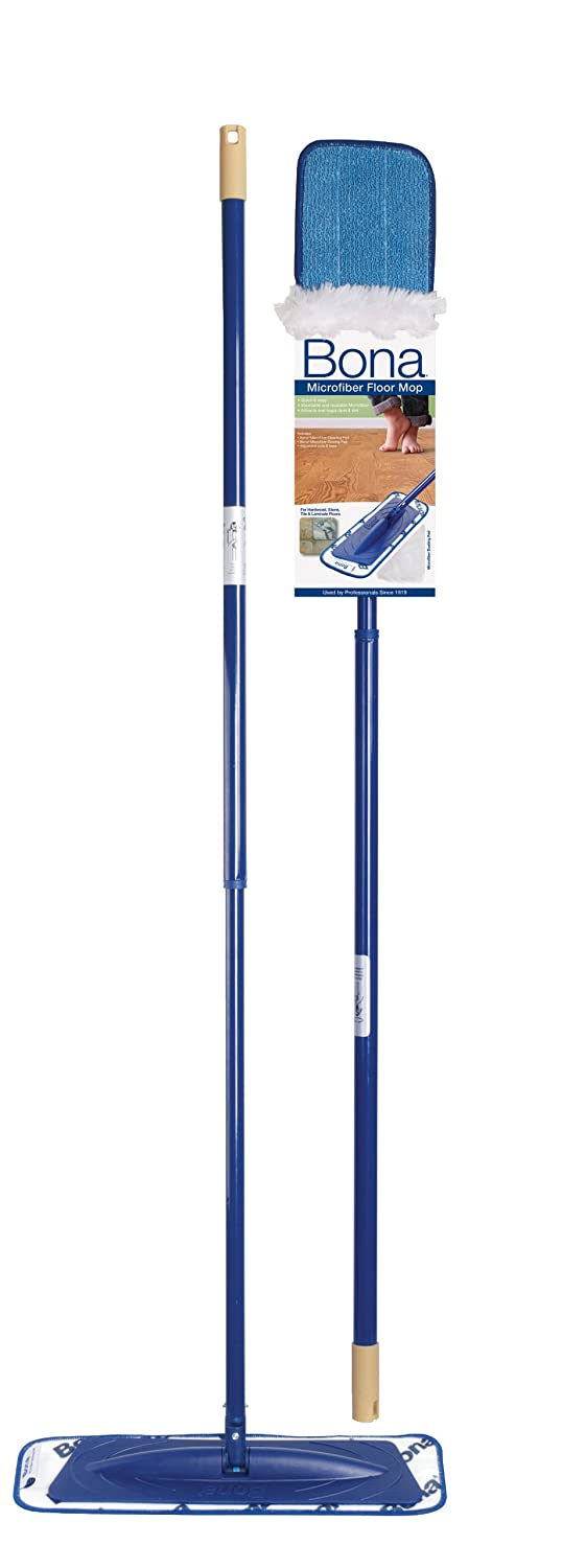 Best Kitchen Floor Mop Amazoncom Bona Microfiber Floor Mop Home Kitchen