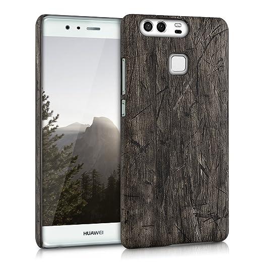 6 opinioni per kwmobile Cover per Huawei P9- Custodia rigida in plastica per cellulare- Hard