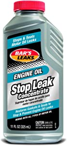 Bar's Leaks Engine Oil Stop Leak Concentrate - 11 oz