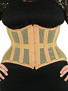 19d70a5da16 Amazon.com  Orchard Corset CS-201 Womens Mesh Underbust Original ...