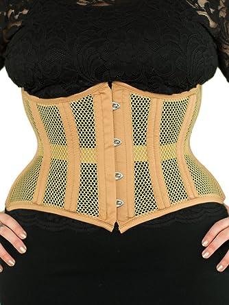 Amazon com orchard corset cs 426 standard mesh corset clothing