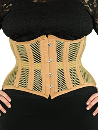 c790e4998f Amazon.com  Orchard Corset CS-426 Standard Mesh Corset  Clothing