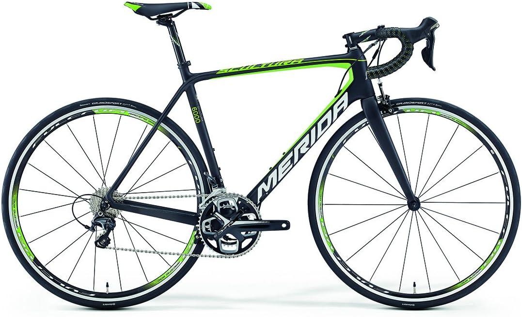 Merida Scultura 6000 - Bicicleta de carreras de carbono de 28 ...