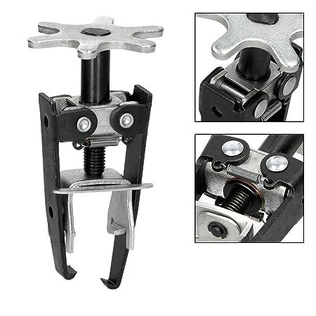 ECD Germany Compresor de resorte de la válvula Longitud de 14,5 cm Diámetro de 7,5cm: Amazon.es: Coche y moto