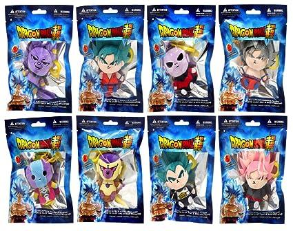 Amazon.com: Just Toys Dragon Ball - Juego de 8 perchas de ...