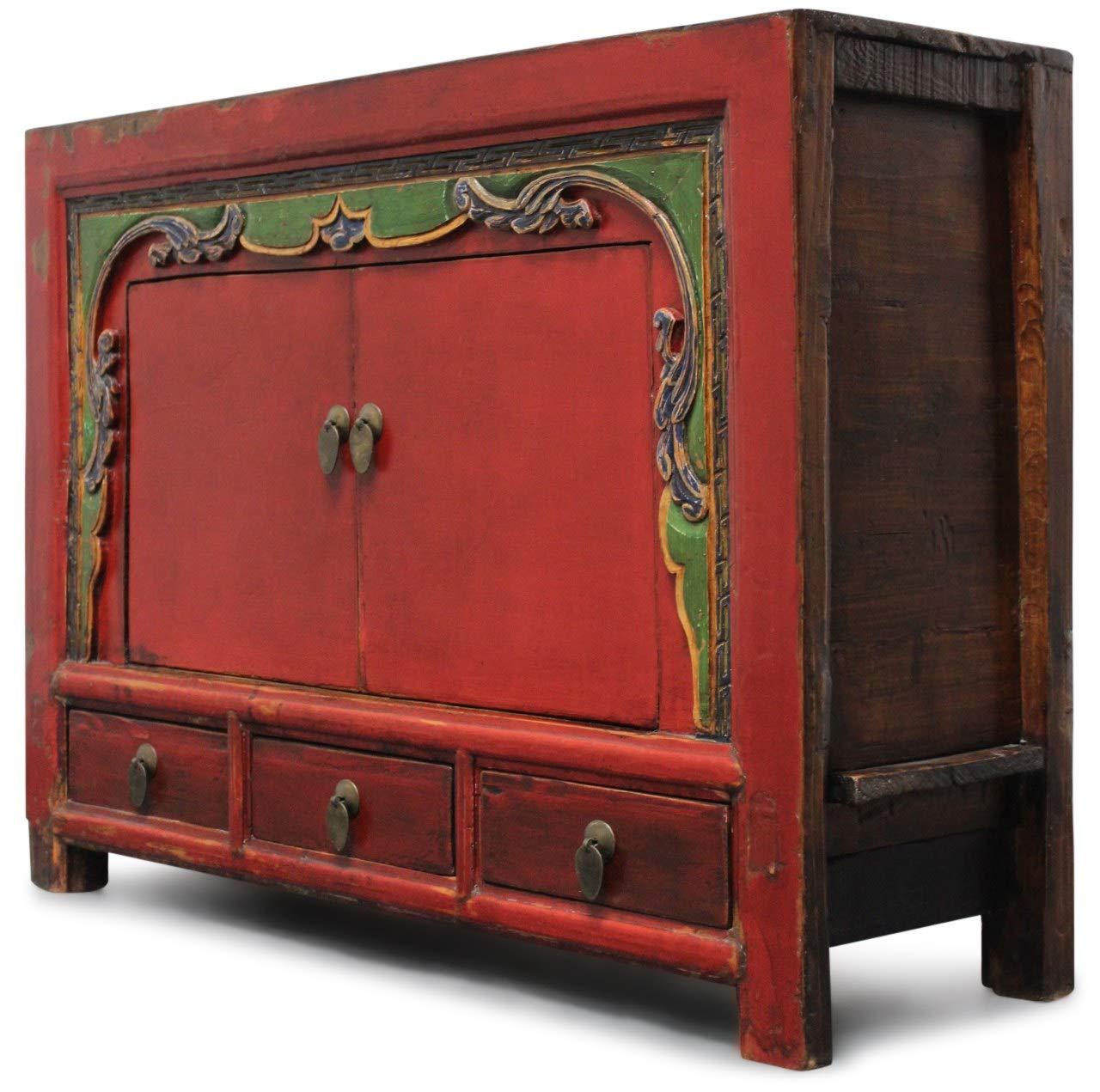 Asien Lifestyle asiáticas - Cómoda (40 x 121 x 88 cm) en ...