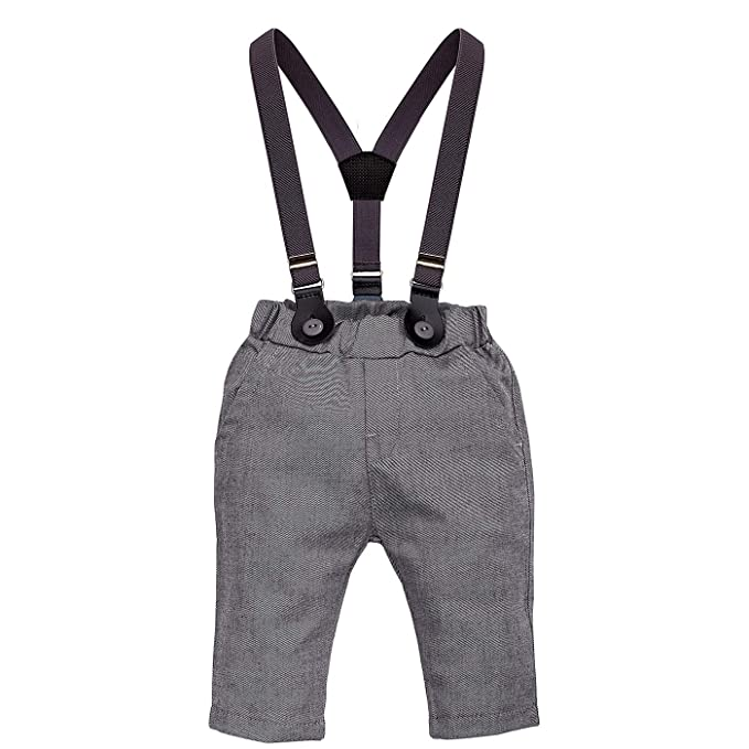 Pinokio - Prince - Pantalones con Tirantes - Pantalones niño ...