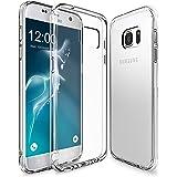 Samsung Galaxy S7 Hülle, Beikell Schutzhülle Case Cover Handyhülle für Samsung Galaxy S7 Soft Premium Durchsichtige Backcover Slimcase - Crystal Clear