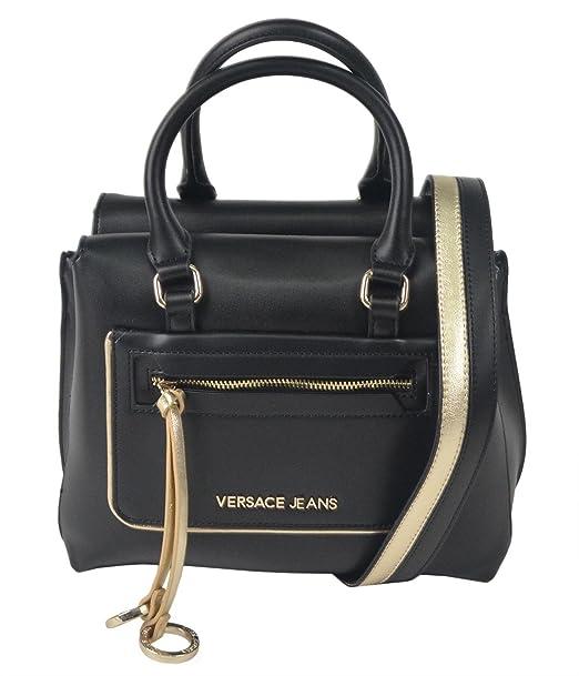 Versace Jeans Bolso negro
