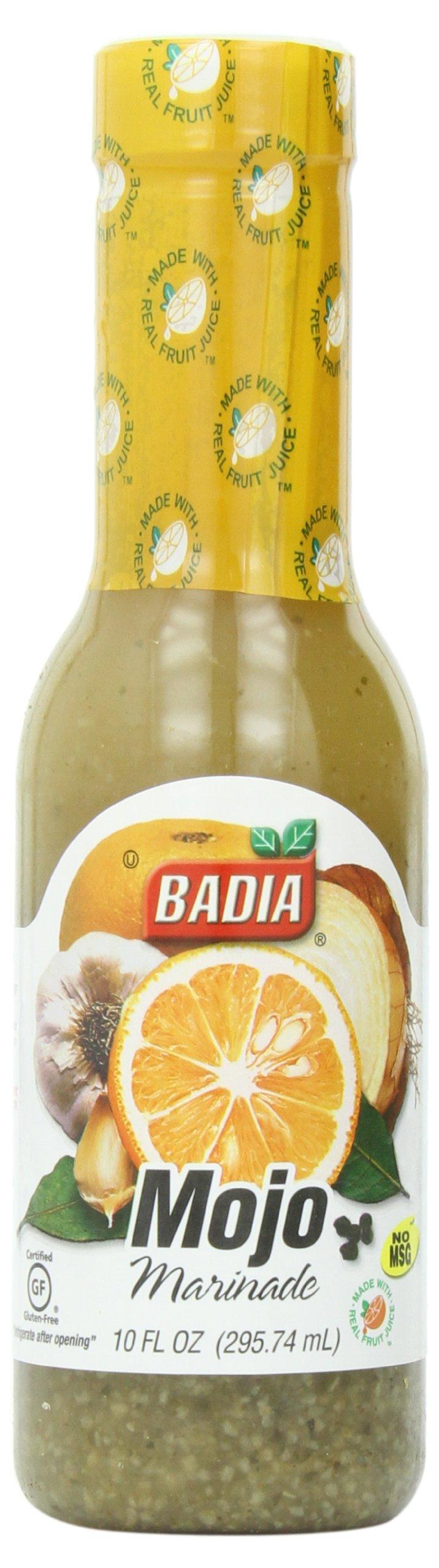 Badia Marinade Sauce Mojo, 10-Ounce (Pack of 12)