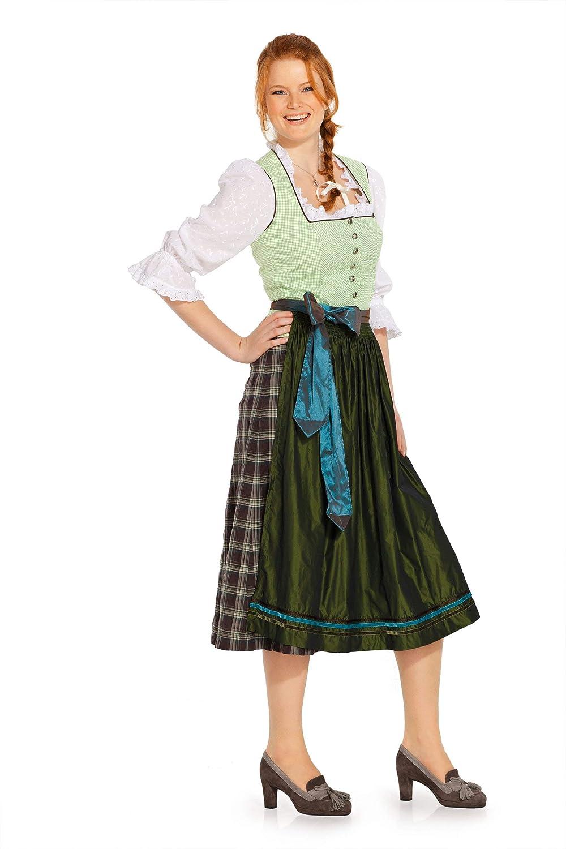 Traje Tiroles Burda Patr/ón de Costura 7326 Tirolesa Talla 44 58
