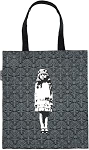 Out of Print Miss Peregrine's Home Tote Bag, 15 X 17 Inches