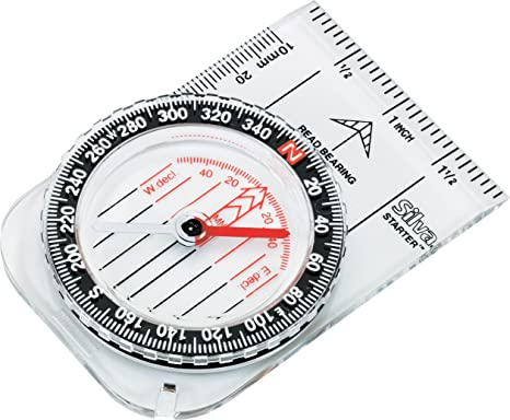 Silva Starter 1-2-3 Compass
