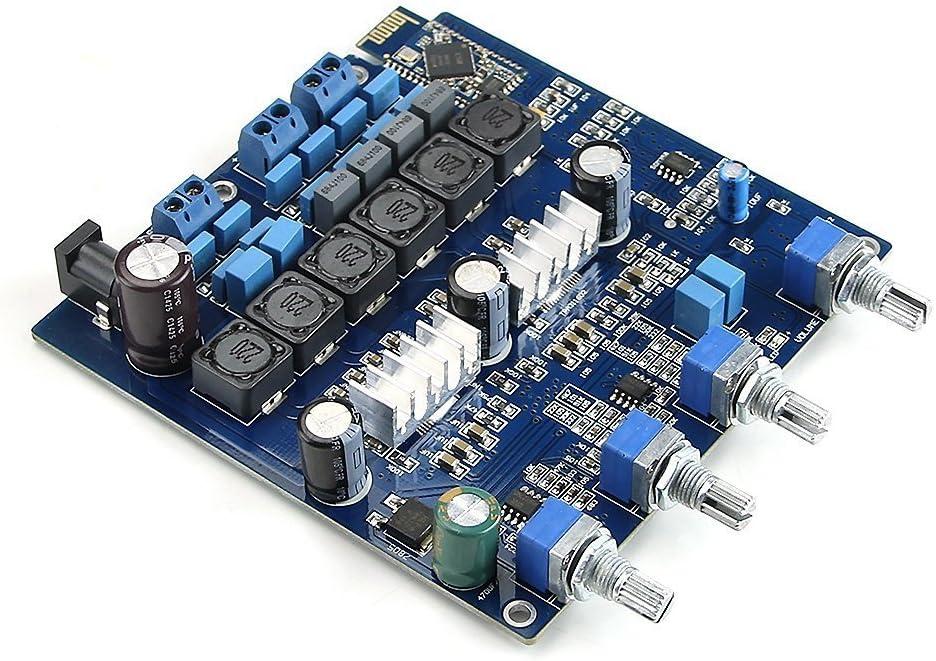 DollaTek HiFi Wireless Bluetooth 5.0 TPA3116 Digital Power Audio Amplifier Board TPA3116D2 50WX2 Stereo AMP Amplificador Home Theater