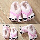 Bollysky Plush Warm Loafers Unisex Soft Plush Big