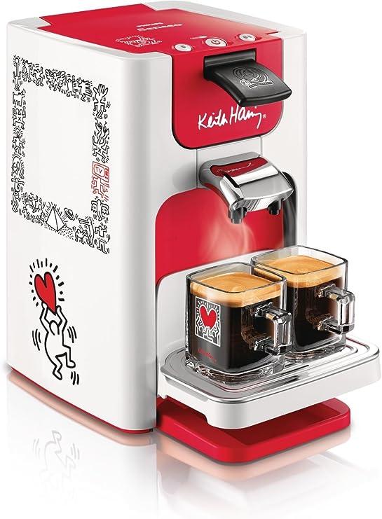 Senseo Quadrante HD7860/20 - Cafetera (Máquina de café en cápsulas ...