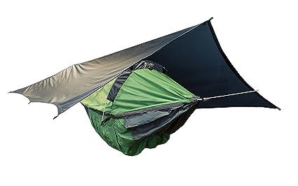 c07737f991b Amazon.com  Clark NX-270 Four-Season Camping Hammock (Mountain Green ...