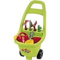 Ecoiffier - 479 - Outillage De Jardin Pour Enfants - Chariot Et Ses Outils