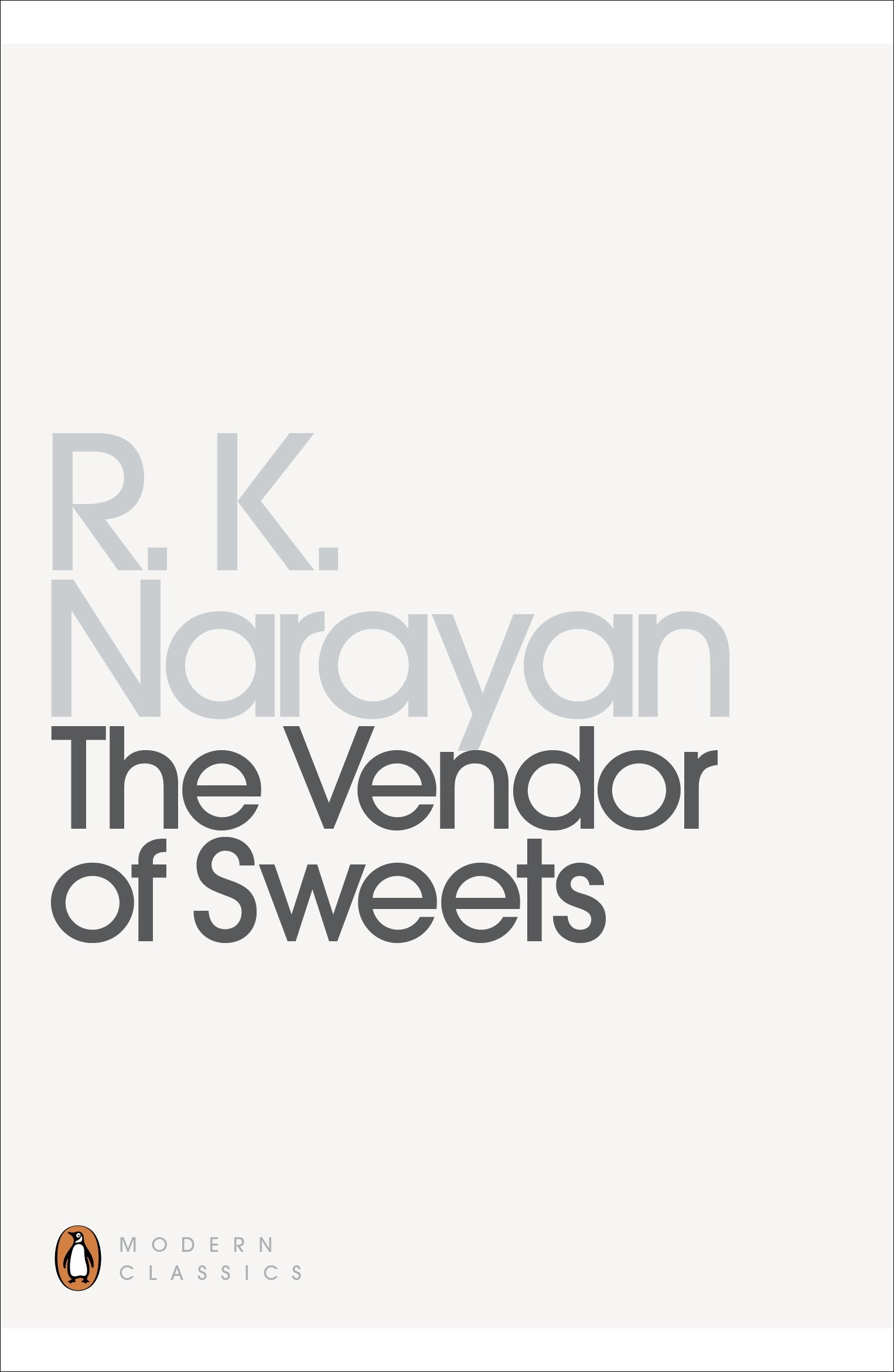The Vendor Of Sweets Penguin Twentieth Century Classics R K Narayan 9780140185508 Amazon Books