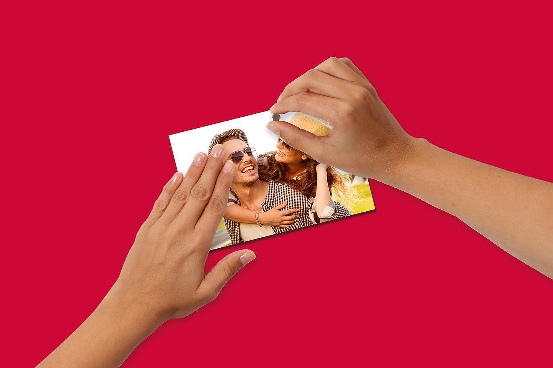 45 x 45 cm Be!Board B1100 Lavagna magnetica di vetro bianco