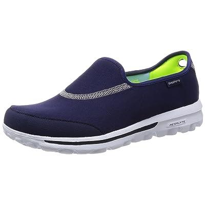 Skechers Gowalk Impress, Sandales de Marche Femme