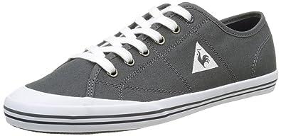 1a9e96545ac6 Le Coq Sportif Unisex Adults  Grandville CVS Low-Top Sneakers Grey ...