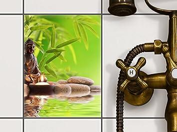 dekorfliesen designfolie | fliesen-aufkleber folie sticker ... - Küche Renovieren Folie