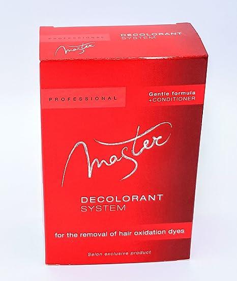 Vips prestige profesional - Sistema Sin Amoniaco Para Eliminación Total del Color del Cabello Teñido con
