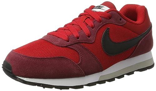 Nike Mens Nike Md Runner 2 Shoe, Zapatillas Deportivas para Interior para Hombre, Multicolor