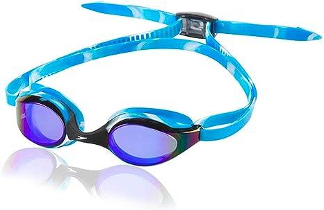 Speedo Swimming Swim Anti Fog Goggles 6-14 Years Old Pink