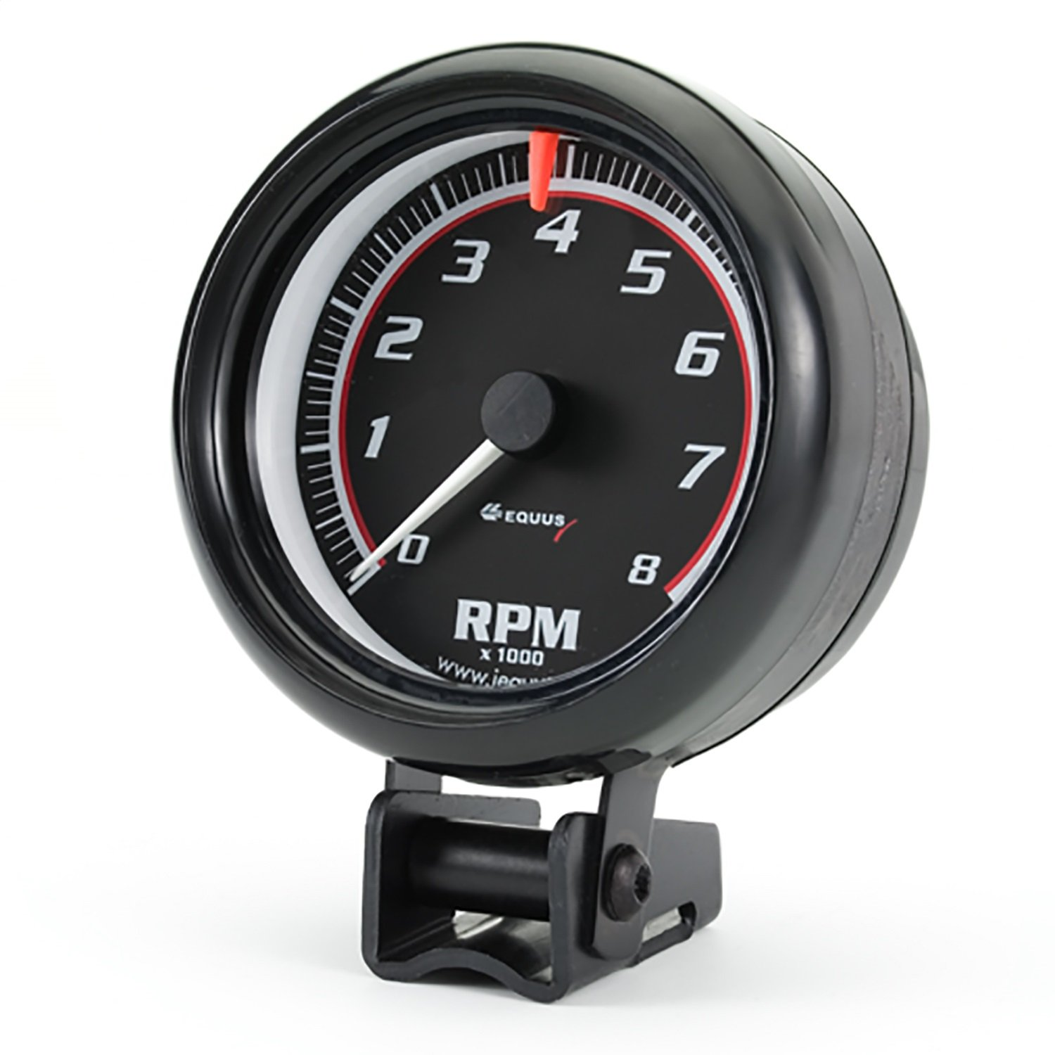 Equus 6088 Black Tachometer - Measures 3 3/8-Inches INNOVA