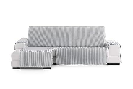 Eysa Calma Funda de sofá, Algodón, Gris, 240 CM. Izquierda: Amazon ...