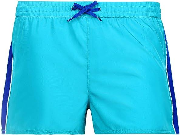CALZEDONIA Kids Boys Formentera Patterned Swim Trunks