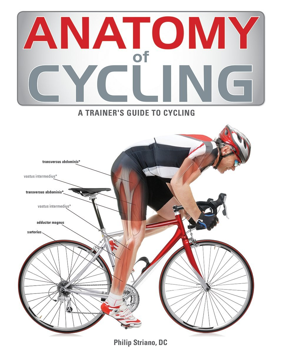 Anatomy Of Cycling A Trainers Guide To Cycling Jennifer Laurita