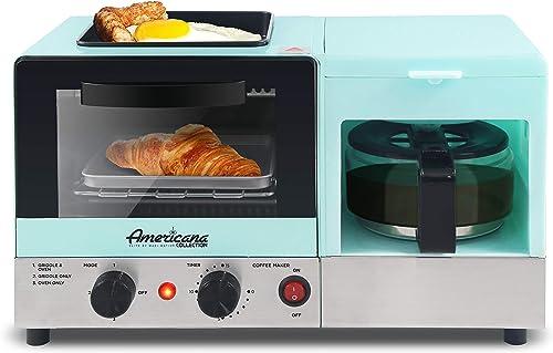 Maxi-Matic: Americana 3-in-1 Multi-function Breakfast Station