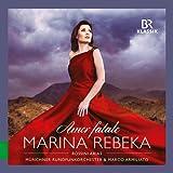 Gioachino Rossini: Amor Fatale - Rossini Arias [Marina Rebeka; Julia Heiler; Levy Sekgapane; Marco Armiliato] [Br Klassik: 900321]