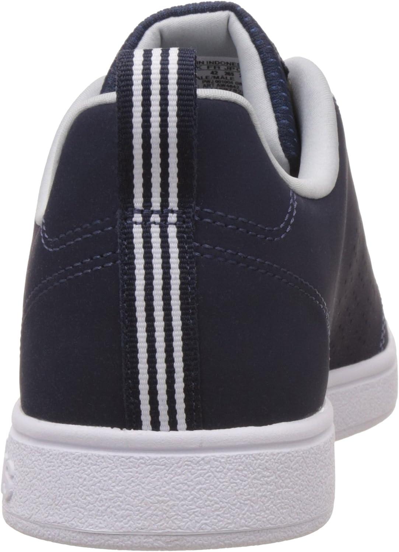 Adidas Advantage Clean Vs, Baskets Basses Homme Bleu Maruni Onicla