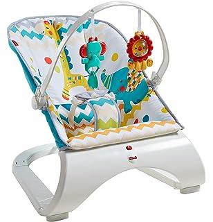 56efbcc911c Fisher-Price BCD29 Newborn-to-Toddler Portable Rocker: Amazon.co.uk ...