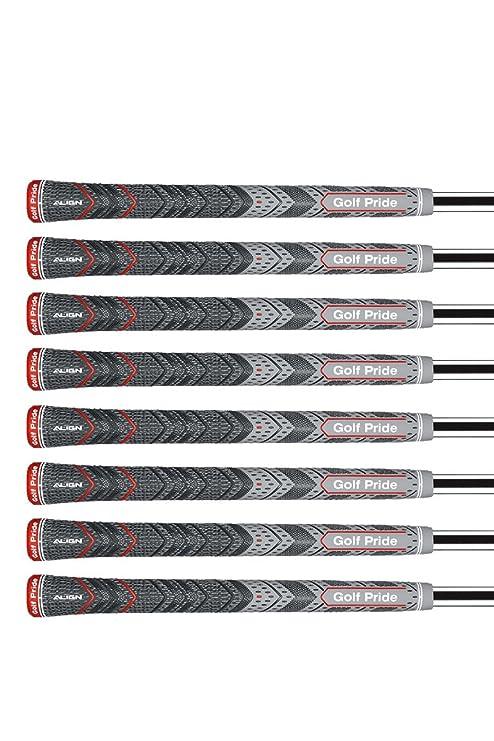 Conjunto de 8 - Golf Pride estándar MCC align Plus 4: Amazon ...