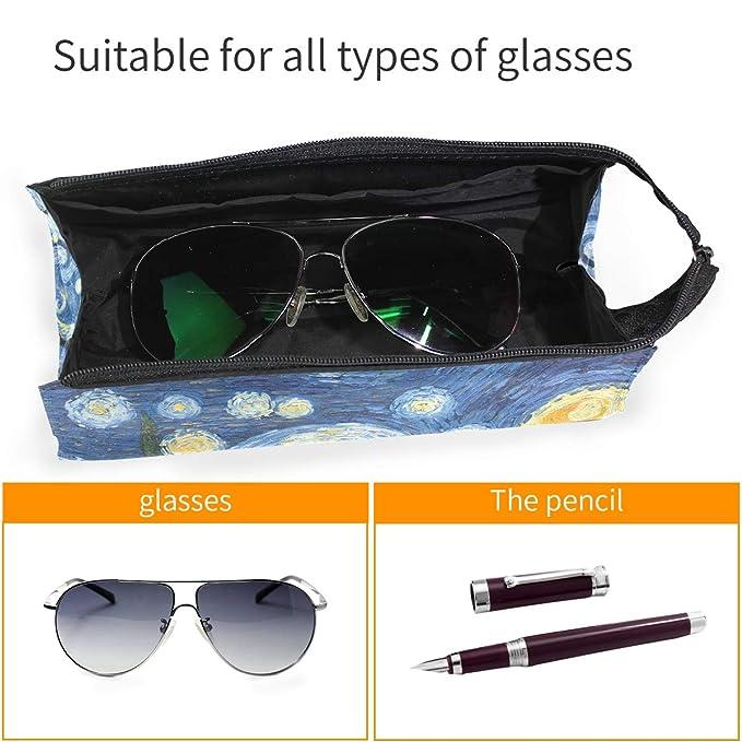 Amazon.com: Funda para gafas de vinilo, furgoneta, gogh ...