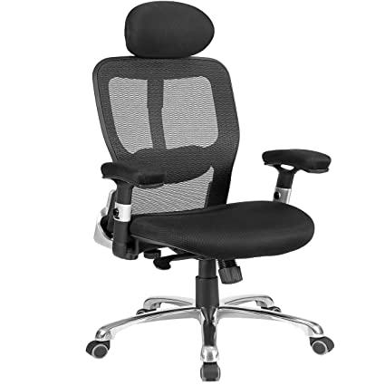 Phenomenal Mesh Office Chair 330Lb Heavy Duty Julyfox Gaming Chair Mesh High Back Adjustable Lumbar Support Padded Armrest Headrest Padded Tilt Control Desk Machost Co Dining Chair Design Ideas Machostcouk