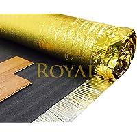 Royale Sonic Refuerzo dorado acústico para madera o