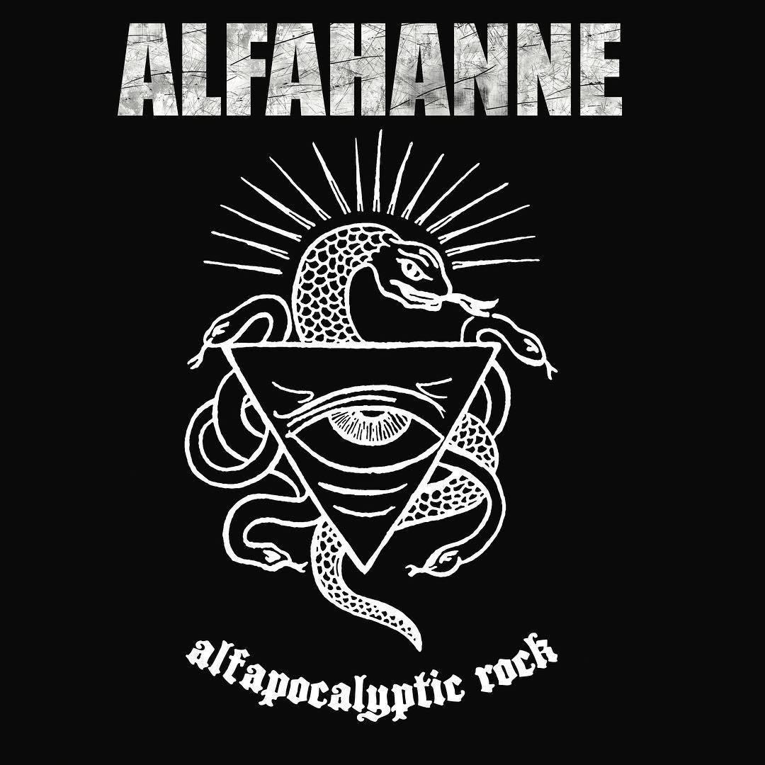 Vinilo : Alfahanne - Alfapocalyptic Rock (Limited Edition)