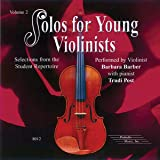 Solos for Young Violinists CD, Volume 2 CD