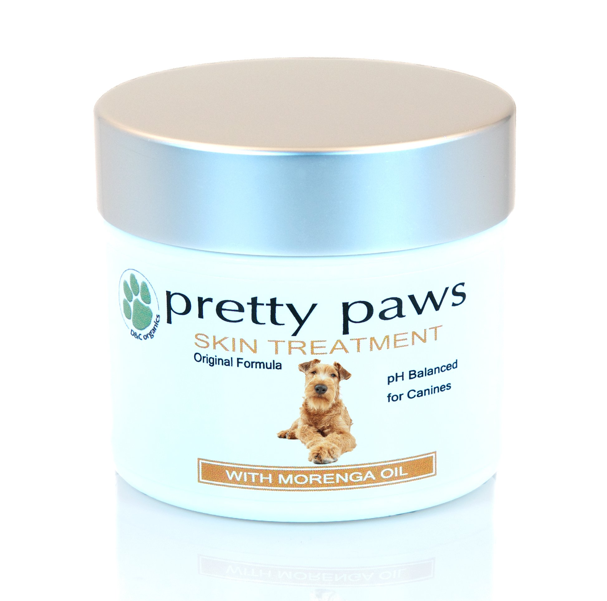Itch and Hot Spot Pain Relief for Dogs. Treatment for Paw Disorders. Dermatitis - Infection, Dry Itchy Skin, Rashes, Bites & Allergic reactions. Antiseptic, Antifungal - CONCENTRATED Pretty Paws