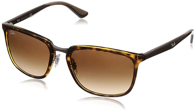 8495db80dd Image Unavailable. Image not available for. Colour  RAYBAN Men s 0RB4303 710  13 57 Sunglasses